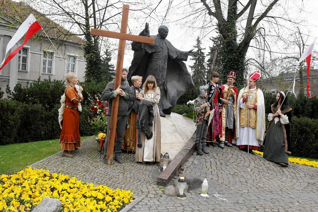 Obchody 1050 - lecia Chrztu Polski. Poznań, 15 kwietnia 2016