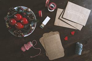 Kartki na Boże Narodzenie - inspiracje i pomysły na samodzielne przygotowanie kartek