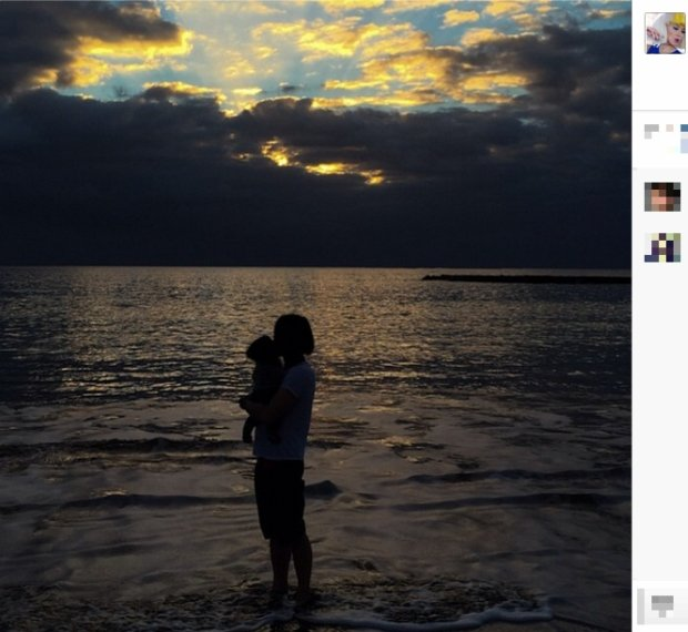 Ada Fijał pokazała zdjęcie męża z synem