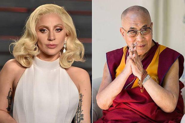 Lady Gaga i Dalajlama