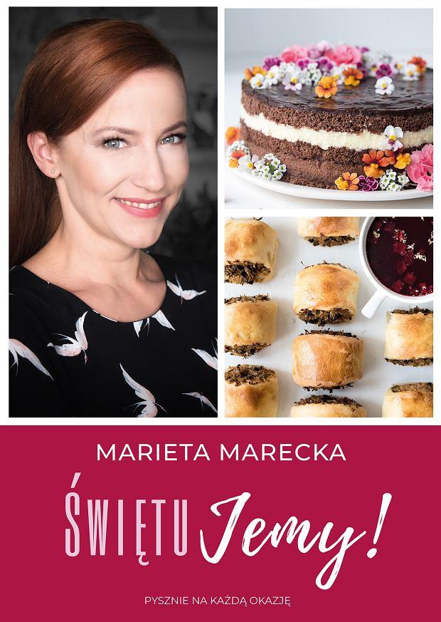 E-book Mariety Mareckiej 'ŚwiętuJemy';  marietamarecka.pl