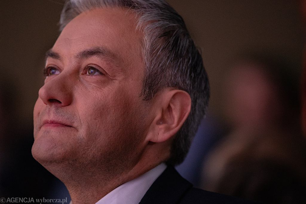 Robert Biedroń. Konwencja krajowa SLD i Lewicy
