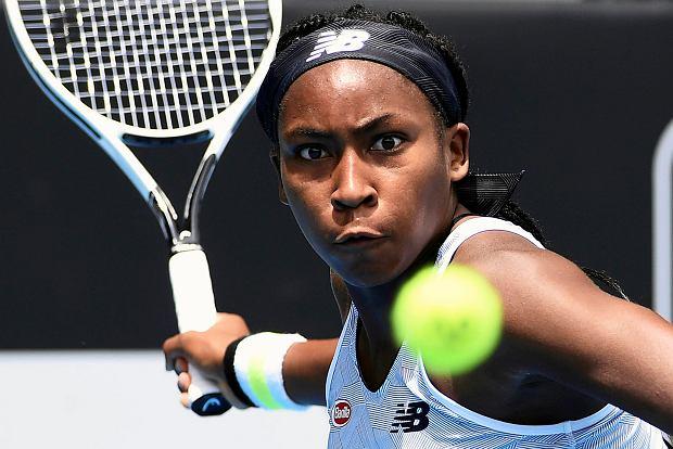 15-latka pokonała Venus Williams w I rundzie Australian Open. Niespodzianka w turnieju mężczyzn