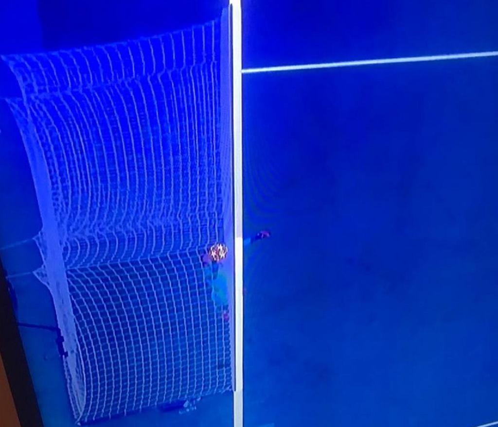 Zbliżenie na drugą bramkę Ronaldo