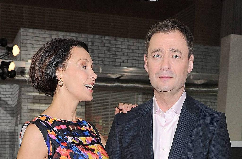 Anna Popek i Jacek Rozenek