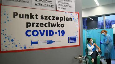 Białystok, szczepienia na covid