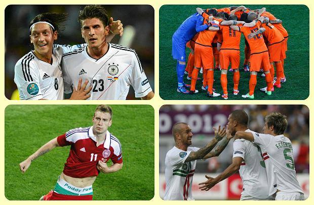 Grupa B Euro 2012