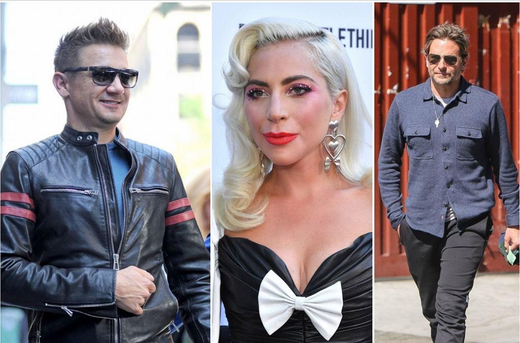 Jeremy Renner, Lady Gaga, Bradley Cooper