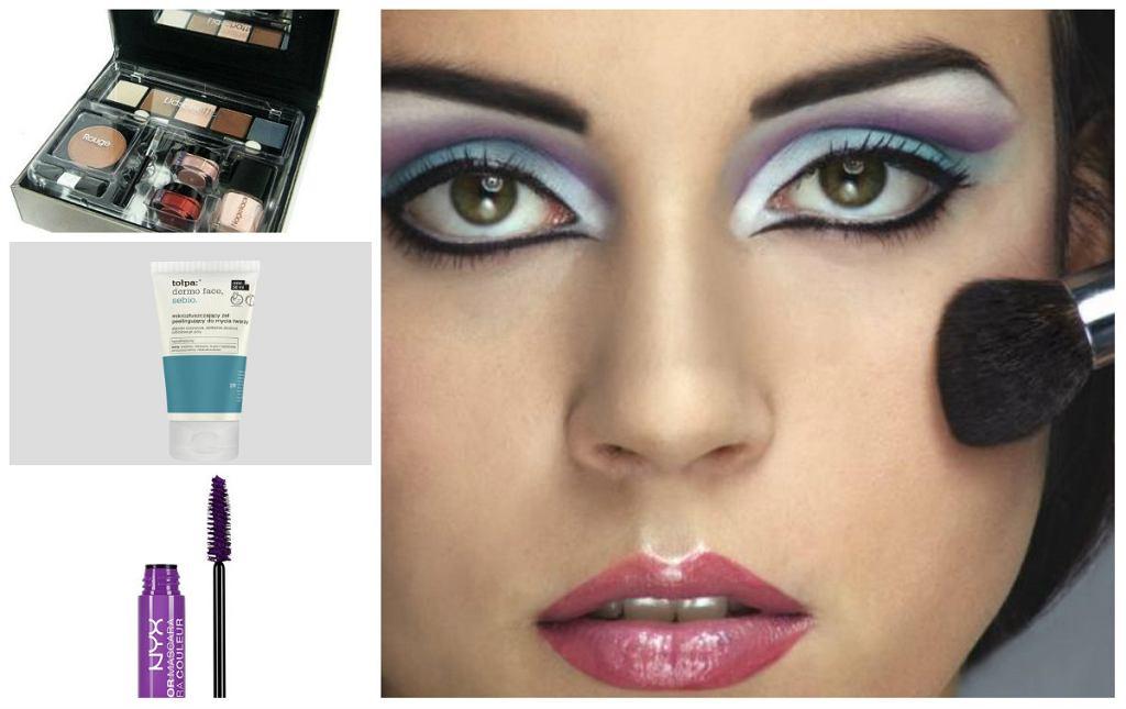 Makijaż sylwestrowy - sprawdź, jakie trendy będą obowiązywały tego dnia
