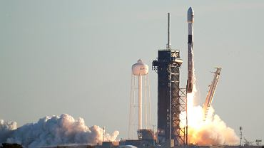 20.01.2021 - Falcon 9 wyniósł na orbitę 60 satelitów Starlink