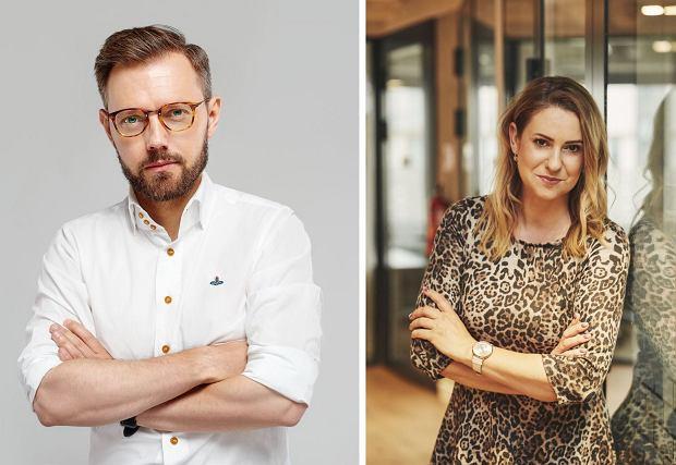 Po lewej: dr Robert Kowalczyk, psychoterapeuta i seksuolog, fot. archiwum prywatne; po prawej: Krystyna Rek, psycholog, pomysłodawczyni i założycielka ogólnopolskiego centrum rozwodowego Kobieta i Rozwód, fot. archiwum prywatne