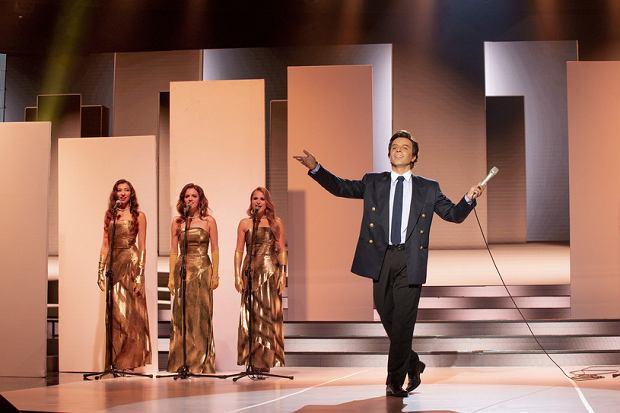 'Twoja Twarz Brzmi Znajomo 10': Rafał Szatan jako Julio Iglesias