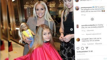 Jamie Lynn Spaers jest mamą dziewczynek