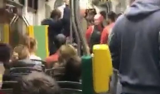 Rasistowski atak w Poznaniu