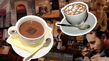 Najlepsza czekolada w Warszawie