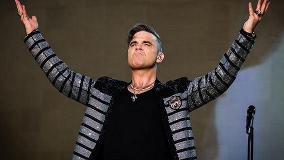 Robbie Williams po raz czwarty został ojcem! Syna urodziła surogatka