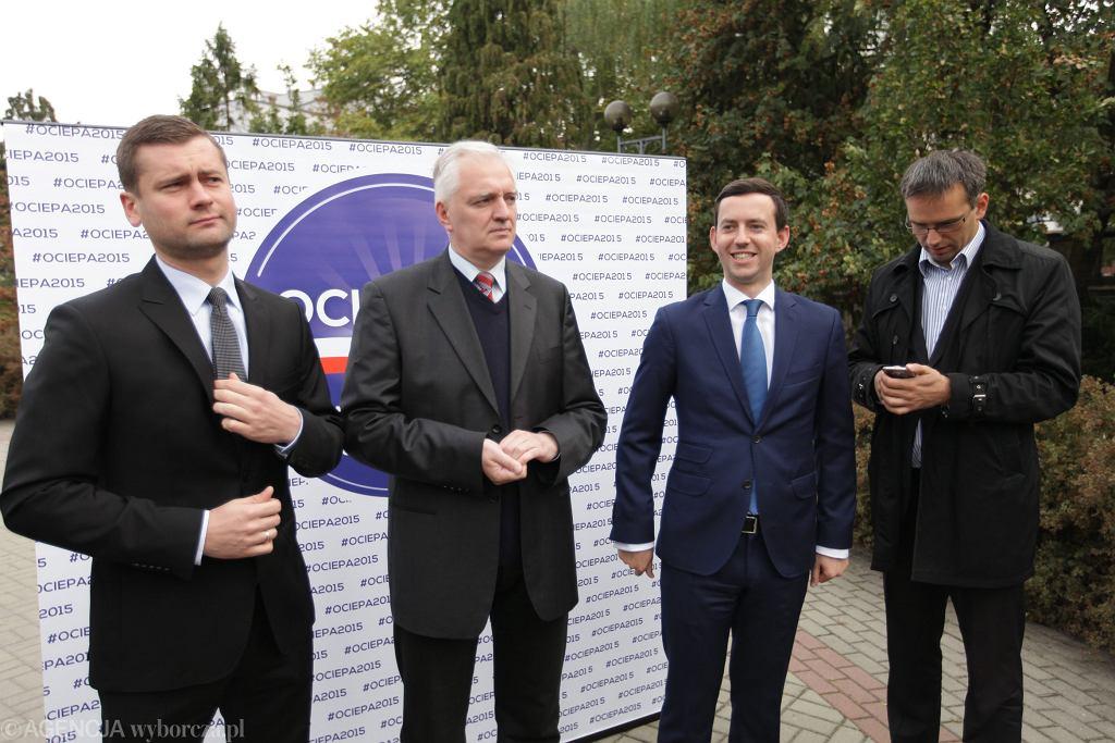 Kamil Bortniczuk o kulisach wyrzucenia z Porozumienia. 'Nawet samolotem bym się w tym czasie nie dostał'