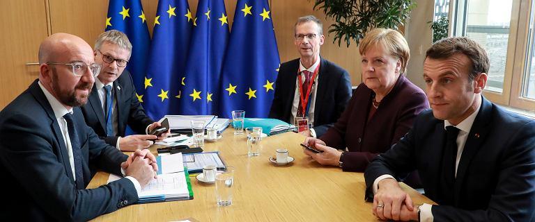 Impas na szczycie ws. budżetu UE. Morawiecki: Nie ma zgody na jego obniżenie
