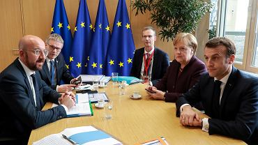 Nadzwyczajny szczyt w sprawie budżetu UE