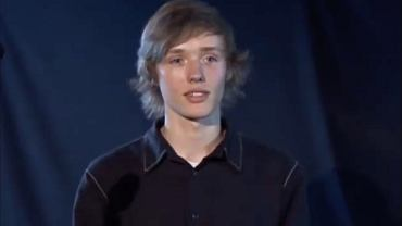17-letni Bartosz Bielenia na castingu