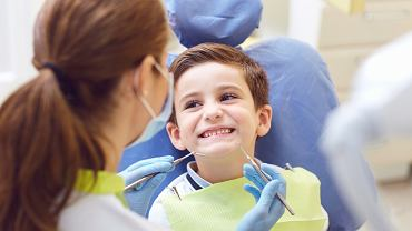 Pedodonta jest to stomatolog dziecięcy
