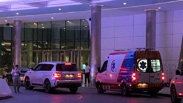 Dwóch kolarzy jadących w UAE Tour z podejrzeniem koronawiursa. Wszystkich zawodników zamknięto w hotelu