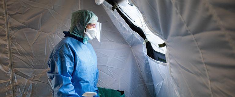 Ministerstwo Zdrowia: 3 896 zakażeń koronawirusem i 349 ofiar śmiertelnych