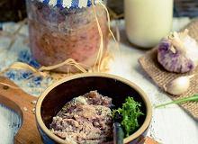 Mięso w słoiku - ugotuj