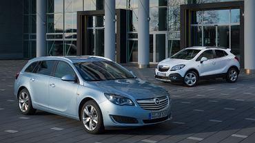Opel Insignia i Opel Mokka