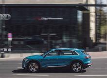Audi e-tron może spłonąć. Marka wzywa pojazdy zagrożone pożarem