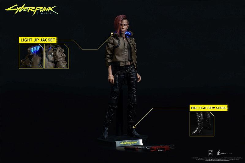 V Cyberpunk 2077 w wersji żeńśkiej
