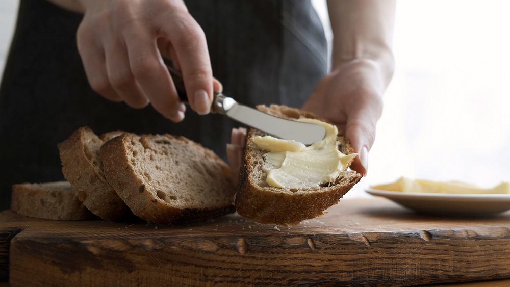 Masło - nieodłączny towarzysz w kuchni, dla wielu nie do zastąpienia