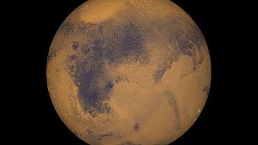"""Mars był jak gazowe olbrzymy i też miał pierścienie. Wyjaśnia to dziwne """"zachowanie"""" księżyców"""