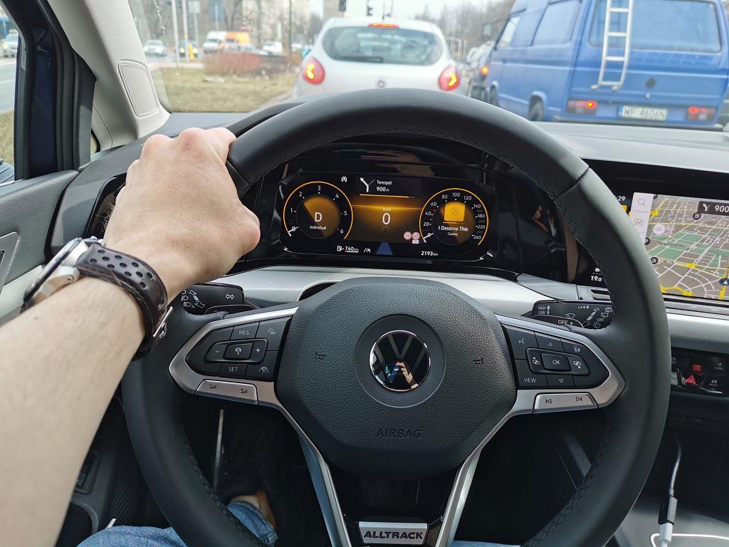VW Golf Alltrack 2.0 TDI 200 KM