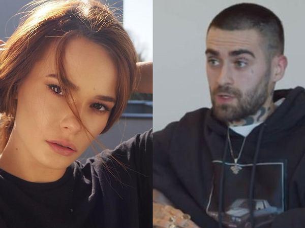 Quebonafide i Natalia Szroeder są zaręczeni? Kuba Wojewódzki w swoim programie wyciągnął z rapera prawdę