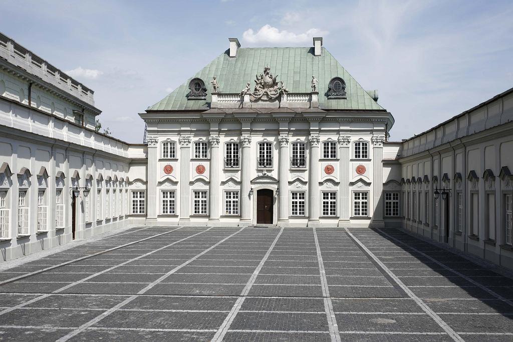 Zamek Królewski w Warszawie - Pałac Pod Blachą / Fot. A. Ring