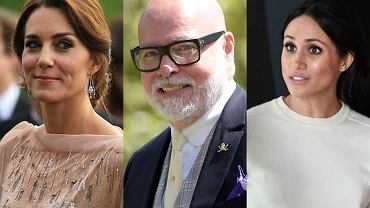 księżna Kate, Gary Goldsmith, Meghan Markle