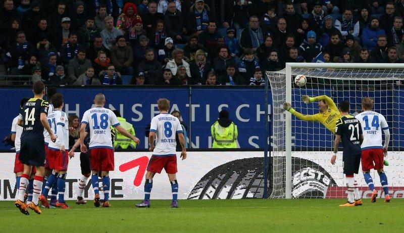 Mecz Hamburger SV - 1. FC Koeln