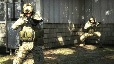 Screenshot z gameplay'u CS:GO. Źródło: Facebook, Counter Strike