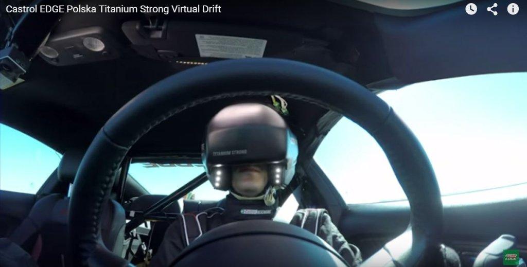 Castrol EDGE Polska Titanium Strong Virtual Drift
