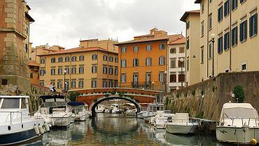 Toskania. Livorno
