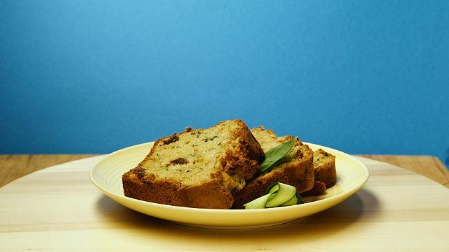 Chlebek z cukinii, czyli jak zostać piekarzem