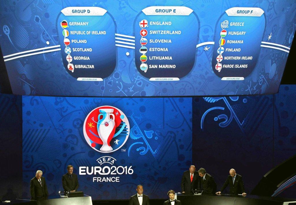 Losowanie grup eliminacyjnych do Euro 2016