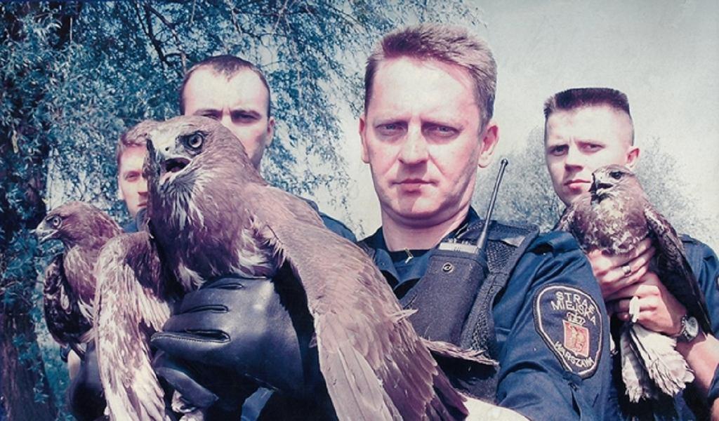 Strażnicy z Eko Patrolu