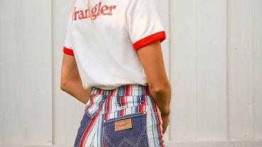 T-shirty Wrangler