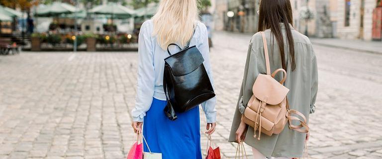 Skórzany plecak damski: idealny zamiast torebki. Elegancki i praktyczny!