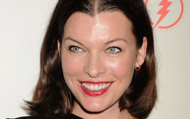 milla jovovich bisexual Is
