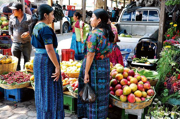 Targ w Gwatemalii