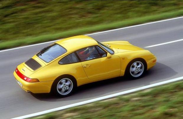 Porsche 993 (fot. Porsche)