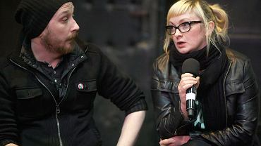 Paweł Demirski i Monika Strzępka